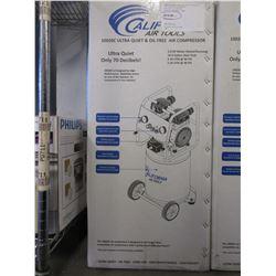 NEW CALIFORNIA AIR TOOLS 10020C ULTRA QUIET & OIL FREE 2.0 HP AIR COMPRESSOR