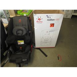 DIONO RADIAN R120 CONVERTIBLE/BOOSTER SEAT