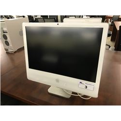 "APPLE IMAC 24"" 2007 CORE 2 DUO 2.16G 2 GB 250GB OXS X LION"