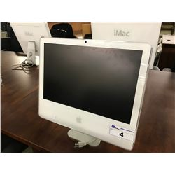 "APPLE IMAC 20"" CORE BOOTS NO OS"