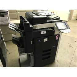 KONICA MINOLTA BIZHUB C203 DIGITAL MULTIFUNCTION COPIER NO HD