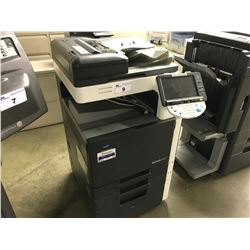 KONICA MINOLTA BIZHUB C220 DIGITAL MULTIFUNCTION COPIER NO HD