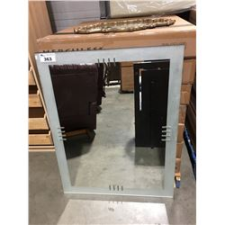CONTEMPORARY DECORATIVE WALL MIRROR