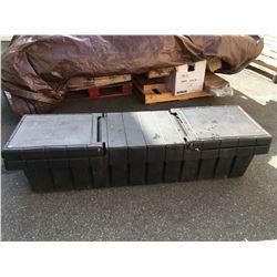 TRUCK BED STORAGE BOX NO KEY