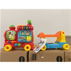 V TECH SIT-TO-STAND ULTIMATE ALPHABET TRAIN