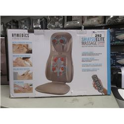 Homedics Shiatsu Elite Massage Cushion With Heat