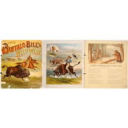 """A Peep at Buffalo BIll's Wild West"" Magazine"