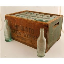 Morimoto Soda Works Box with Bottles