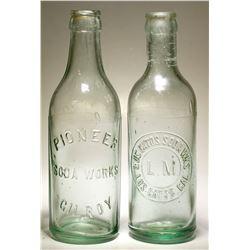 Pioneer & Los Gatos Soda Works