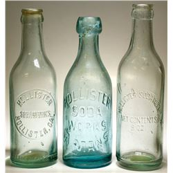 Hollister Soda Works ( 3 Items ).