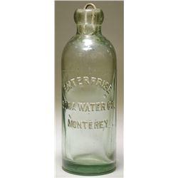 Enterprise Soda Water Co.