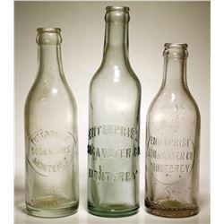 Enterprize Soda Works (  3 Items )