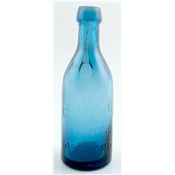 GHIRARDELLI BRANCH SODA BOTTLE