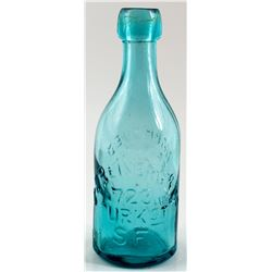 CAREINER'S SODA BOTTLE