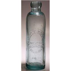 Charles Salfner ( Soda Bottle)