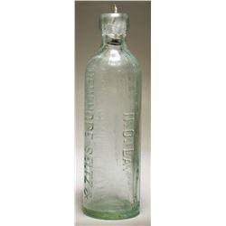 New Hope Seltz & / Mineral Water MFG. Co. LTD>