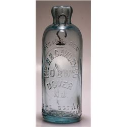 The W.H.Cawley Co.( Soda Bottle ).