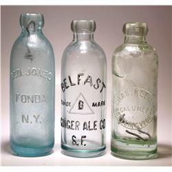 Belfast /  George Jones /  & Chas. Klein ( 3 Items )