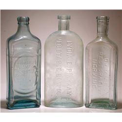 Lydia E. Pinkham's , Dr Kilmer's , & Dr. Miles ( ( 3 Items )