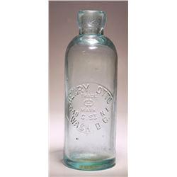 Henry Otto ( Soda Bottle)