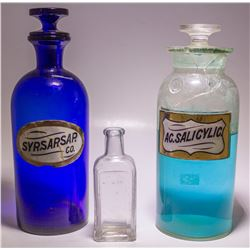 Drug Store Bottle (3)