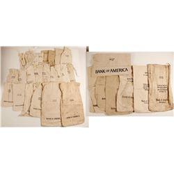 Bank of America Bank Bag Collection