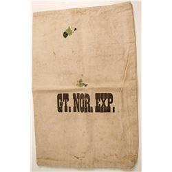 Great Northern Express Bank Bag