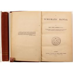 Akermans's Numismatic Manual