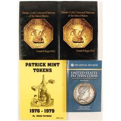 US Coin Books (4)