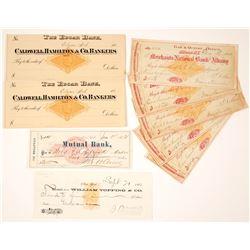 Revenue Imprinted (RN) Checks