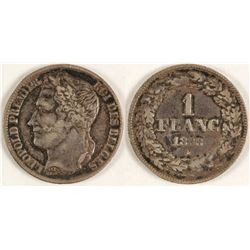 One Franc Coin