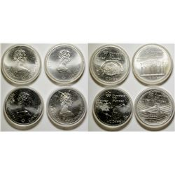$10 Montreal Olympic Coins