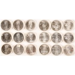 $10 Silver Olympic Coins