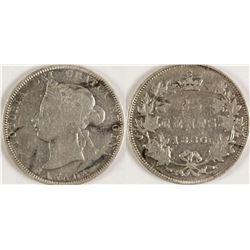 Canada 25 cent