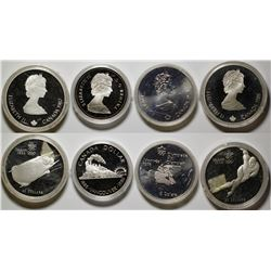 Canadian Proof Coins
