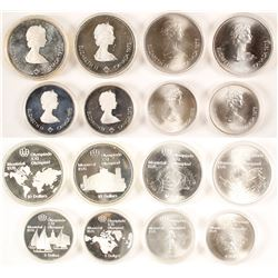 Montreal Olympic Coins
