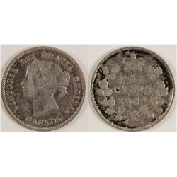Rare Canadian 5 cent