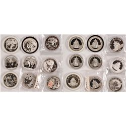 Nine Silver Panda 10