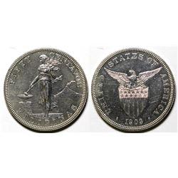 Proof 50 Centavo Silver