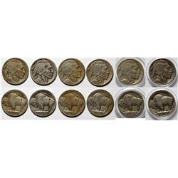 Denver Mint Buffalo Nickels