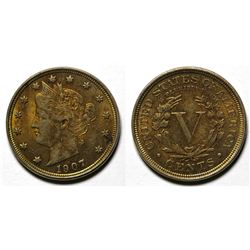 "Liberty Head ""V"" Nickel"