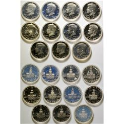 Bicentennial Kennedy Half Dollars