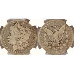 1879CC Morgan Dollar