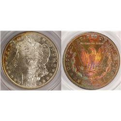 1881 S MS 64 Morgan Dollar