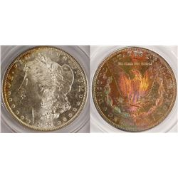 1881 S MS 64 Morgan Dollar