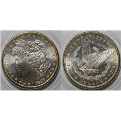 1881 S Morgan Dollar