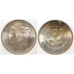 1882 SMorgan Dollar