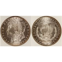 1884 CC Morgan Dollar MS 64
