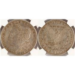 1889 S Morgan Dollar, XF 45