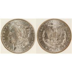 1902O Morgan Dollar, MS 64